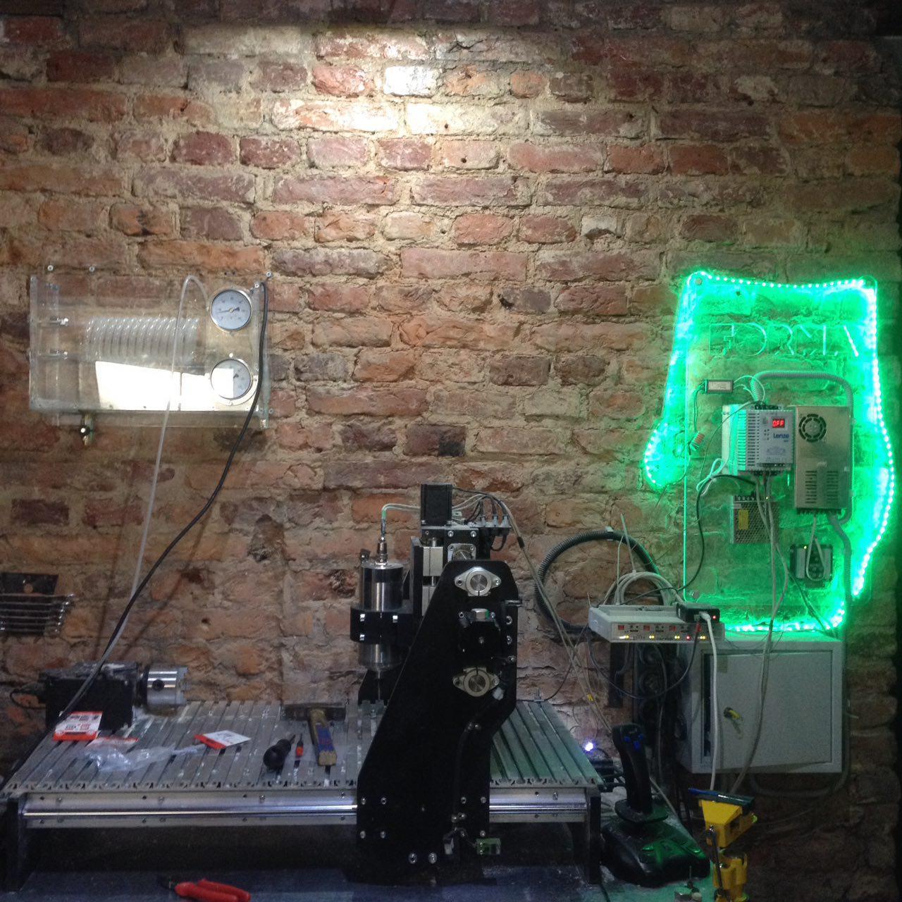 DIY система охлаждения для ЧПУ фрезера - 6