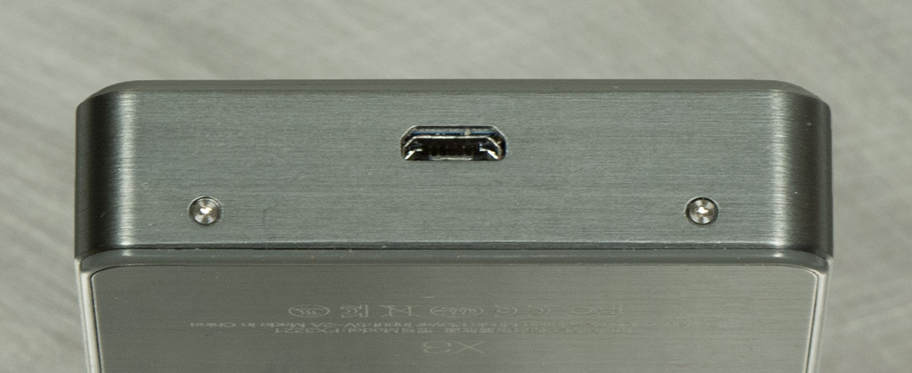 FiiO X3 II: хороший звук в кармане вам по карману - 8