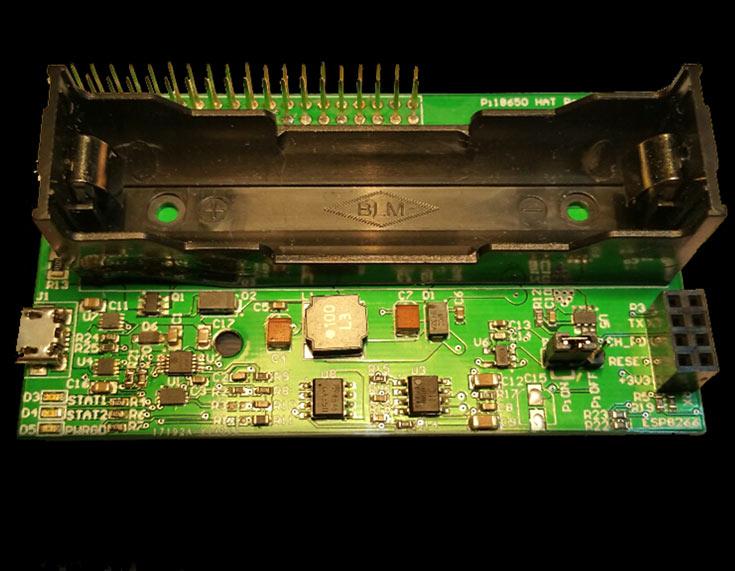 Модуль рассчитан на входное напряжение до 16 В и оснащен входным разъемом micro-USB