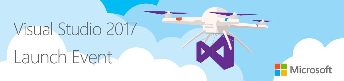 Онлайн-трансляция запуска Visual Studio 2017 - 1