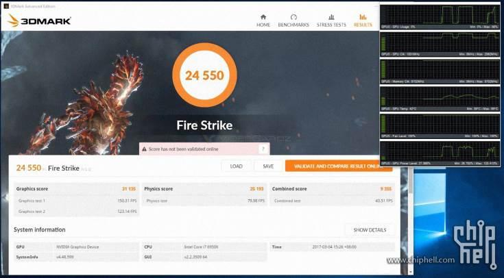 Рекомендованная цена Nvidia GeForce GTX 1080 Ti равна $699