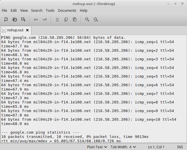 Самые полезные приёмы работы в командной строке Linux - 9