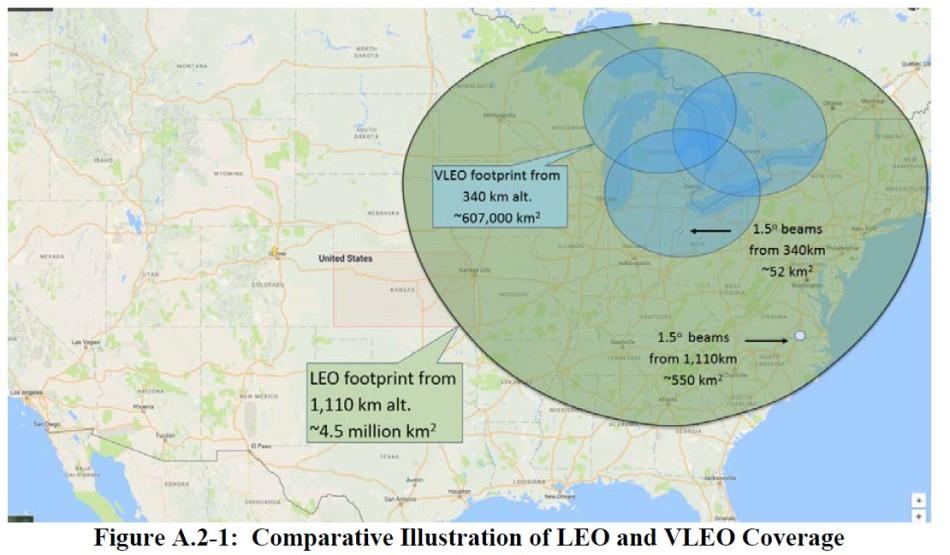 В новой заявке от SpaceX количество раздающих интернет спутников выросло до 12 000 - 4