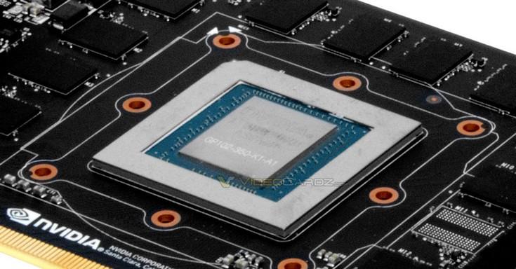 Видеокарта GeForce GTX 1080 Ti почти полностью копирует Titan X