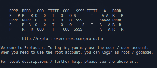 Exploit Exercises: Введение в эксплуатацию бинарных уязвимостей на примере Protostar - 1