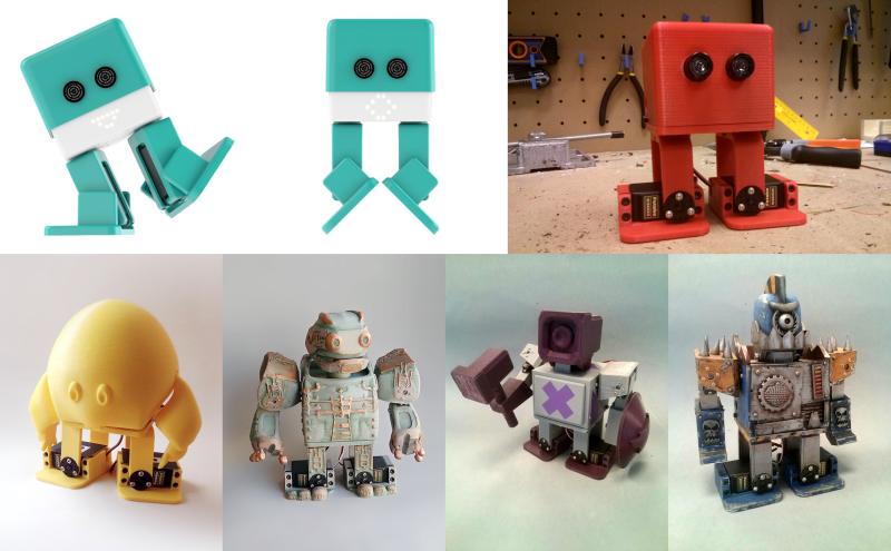 Обучаем ребенка робототехнике, играя: роботы BQ Zowi - 2