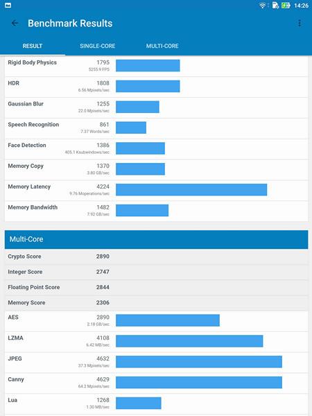 Обзор планшета ASUS ZenPad 3S 10 LTE - 21
