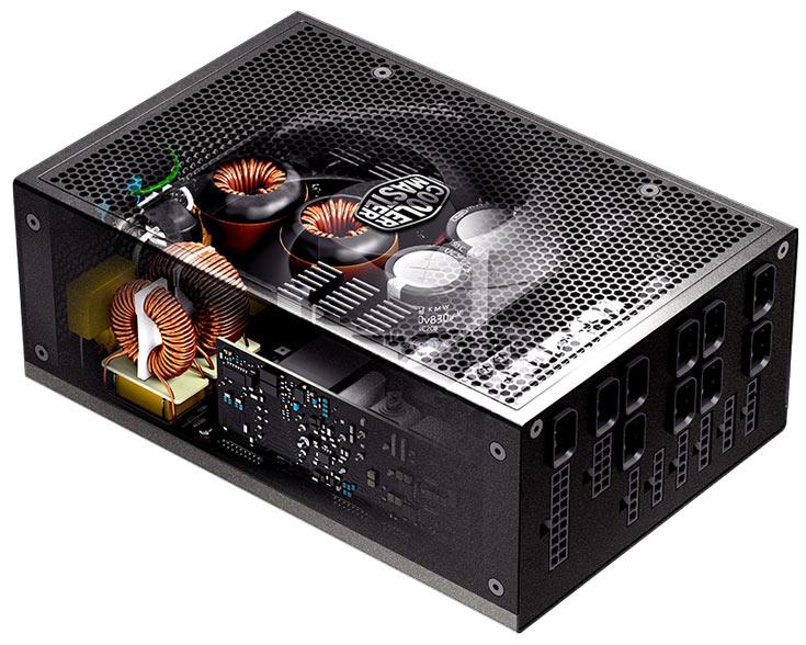 Блок питания Cooler Master MasterWatt Maker 1200 MIJ спроектирован и выпускается в Японии