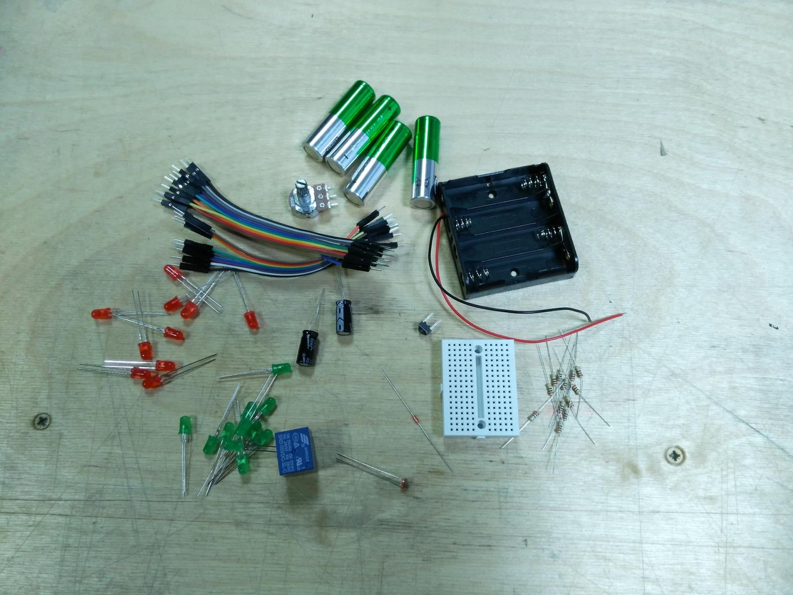Раздаем железки для организации детских кружков робототехники - 2