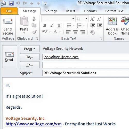 HPE SecureMail − лучшее ПО для безопасной электронной почты 2017 г - 4