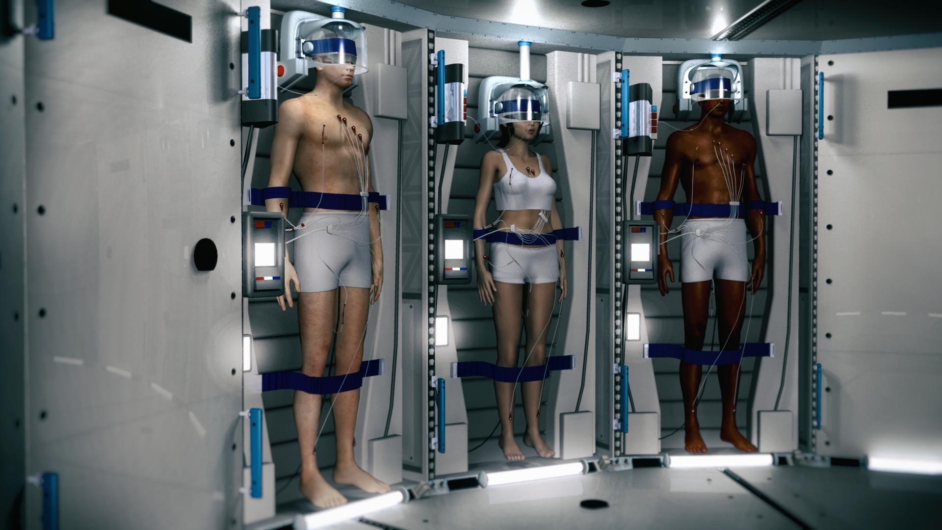Анабиоз для длительных космических путешествий скоро станет реальностью - 3
