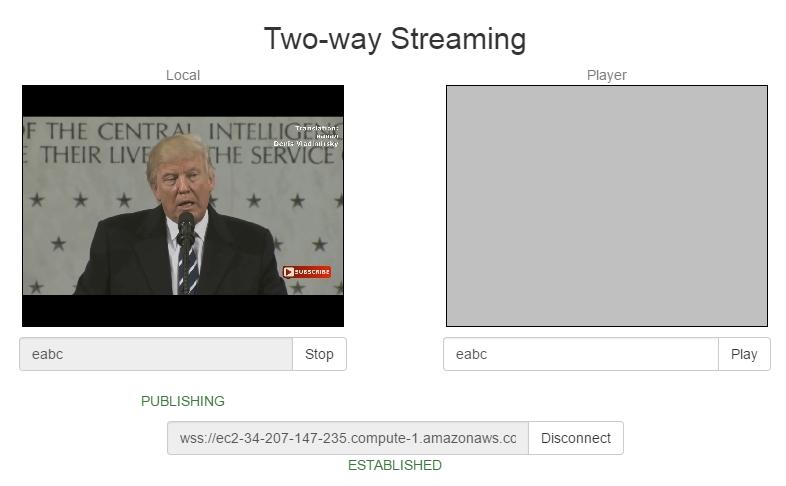 Запуск WebRTC медиасервера в облаке Amazon EC2 для Live видеотрансляций из браузеров и мобильных приложений - 13