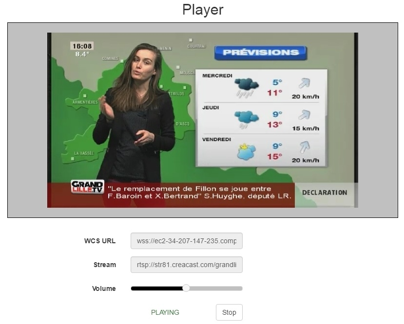 Запуск WebRTC медиасервера в облаке Amazon EC2 для Live видеотрансляций из браузеров и мобильных приложений - 15