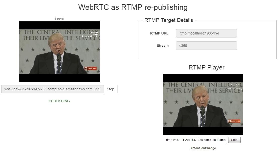 Запуск WebRTC медиасервера в облаке Amazon EC2 для Live видеотрансляций из браузеров и мобильных приложений - 16