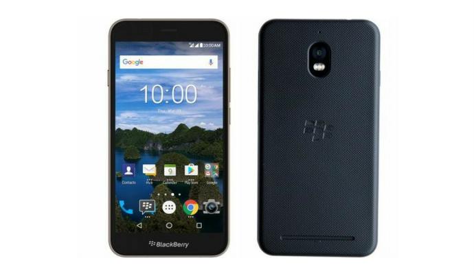 BlackBerry Aurora стал первым смартфоном производителя, который оснащен слотами для двух SIM-карт