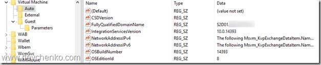 Windows Server 2016 и службы интеграции Hyper-V - 3