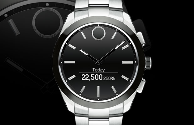 Часы Movado Connect будут стоить 495 долларов