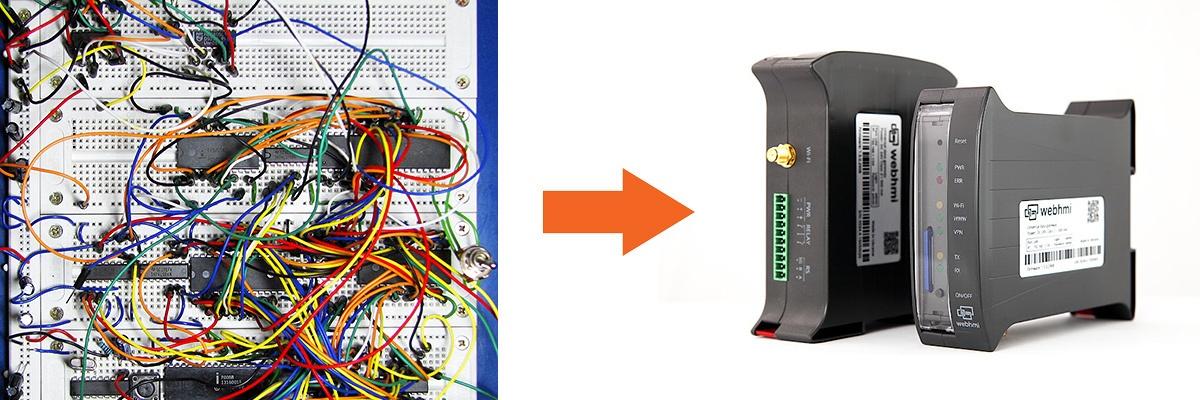 Нелегкий путь от идеи до коммерческой системы промышленного мониторинга - 1