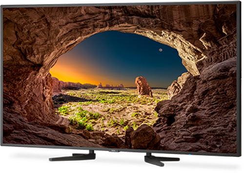 Дисплеи NEC Display V и P подходят для информационных табло