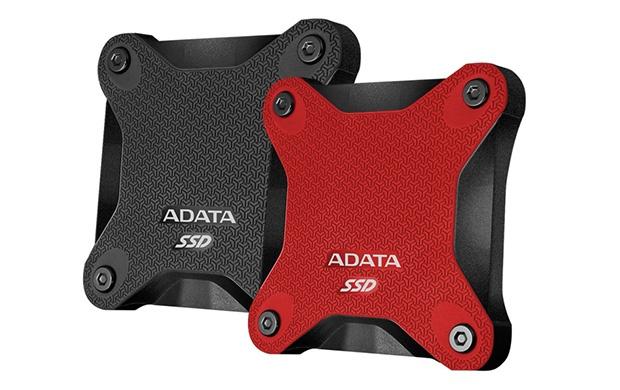 Накопитель Adata SD600 передаёт данные со скоростью до 440 МБ/с