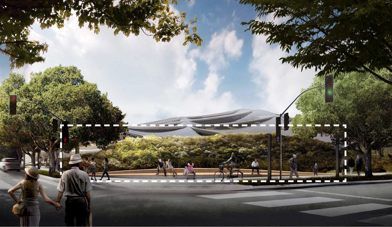 Google получила разрешение на строительство футуристичного здания новой штаб-квартиры - 11
