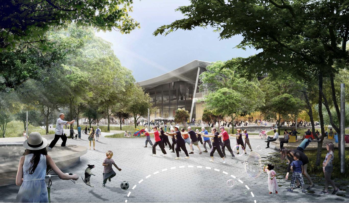 Google получила разрешение на строительство футуристичного здания новой штаб-квартиры - 15