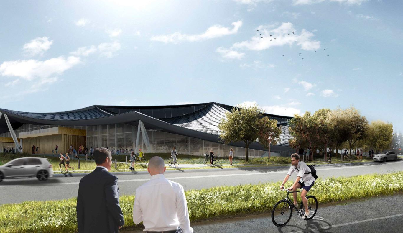 Google получила разрешение на строительство футуристичного здания новой штаб-квартиры - 18