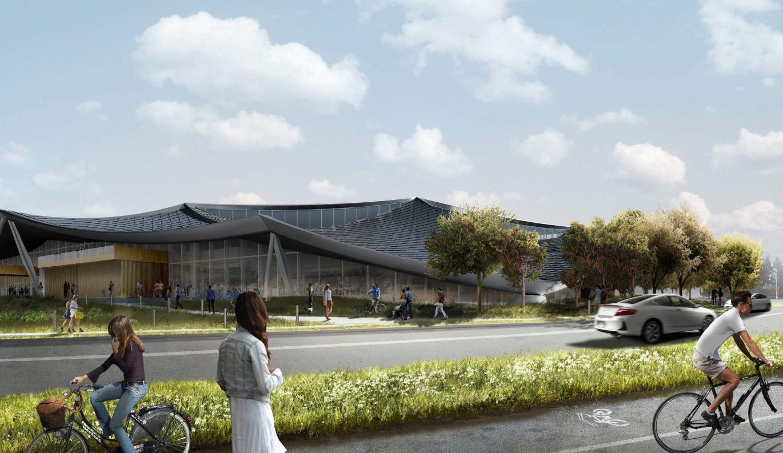 Google получила разрешение на строительство футуристичного здания новой штаб-квартиры - 19