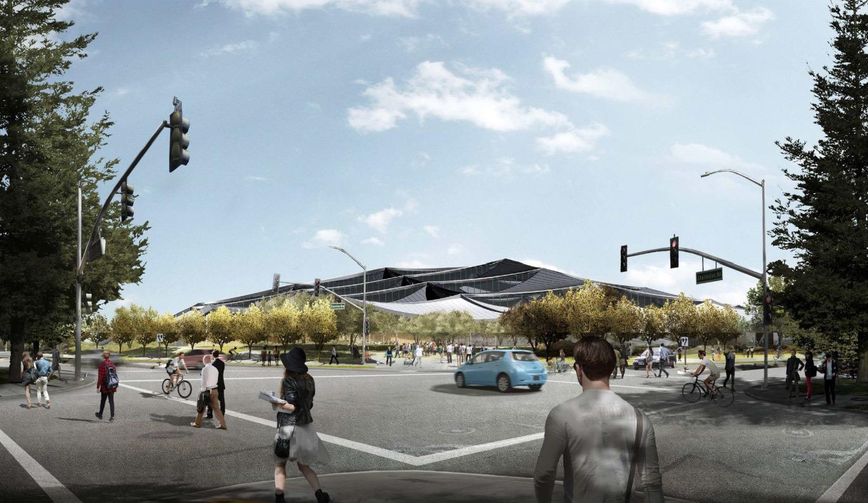 Google получила разрешение на строительство футуристичного здания новой штаб-квартиры - 20