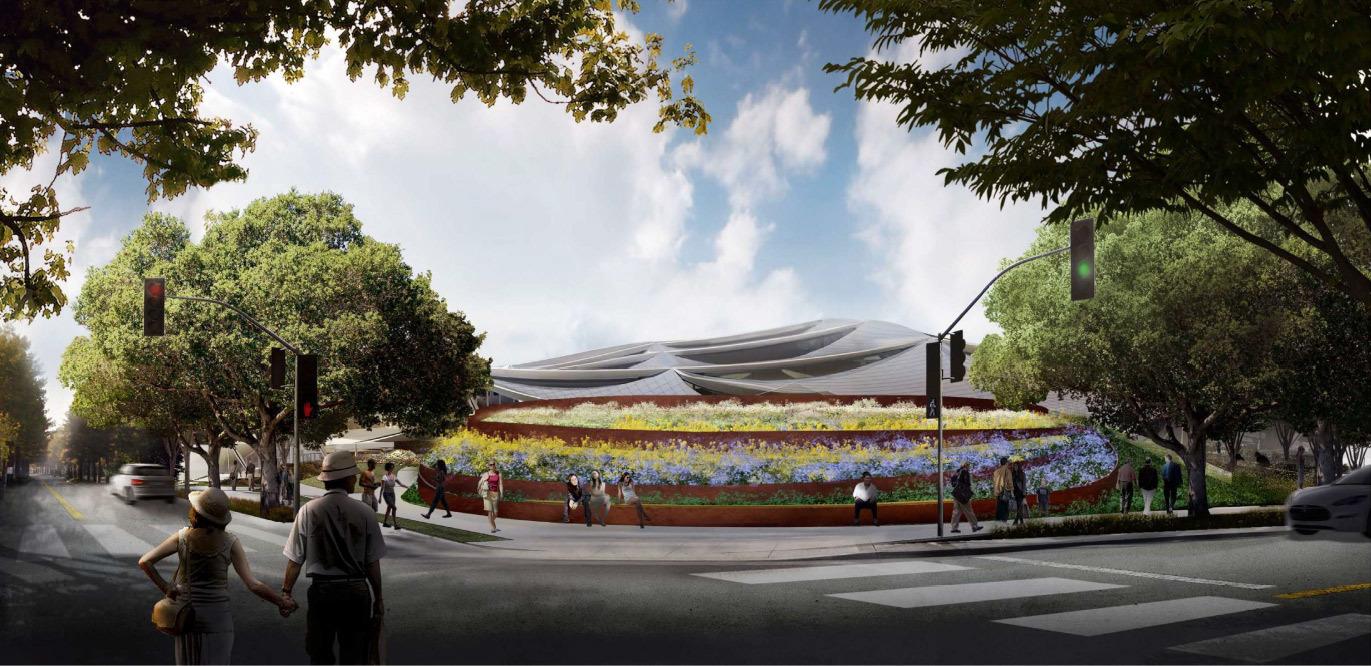 Google получила разрешение на строительство футуристичного здания новой штаб-квартиры - 22