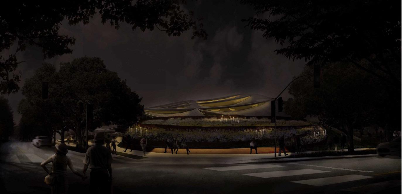 Google получила разрешение на строительство футуристичного здания новой штаб-квартиры - 23