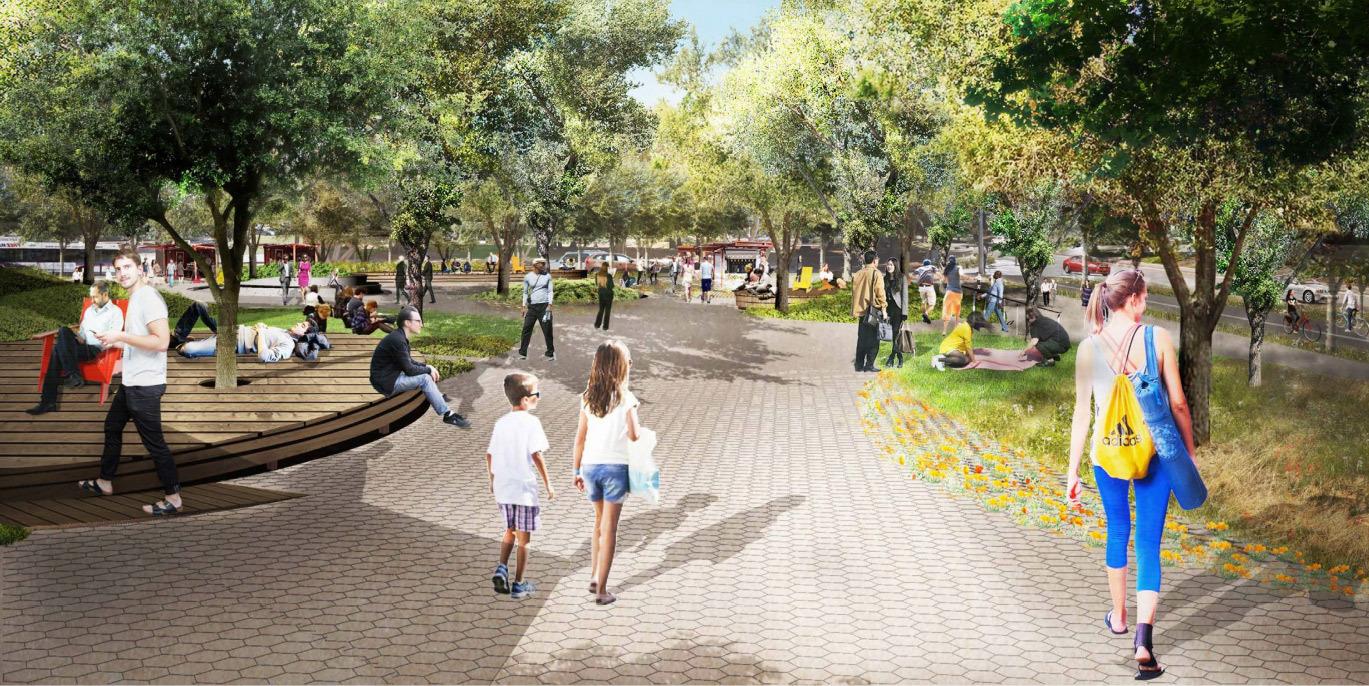Google получила разрешение на строительство футуристичного здания новой штаб-квартиры - 26