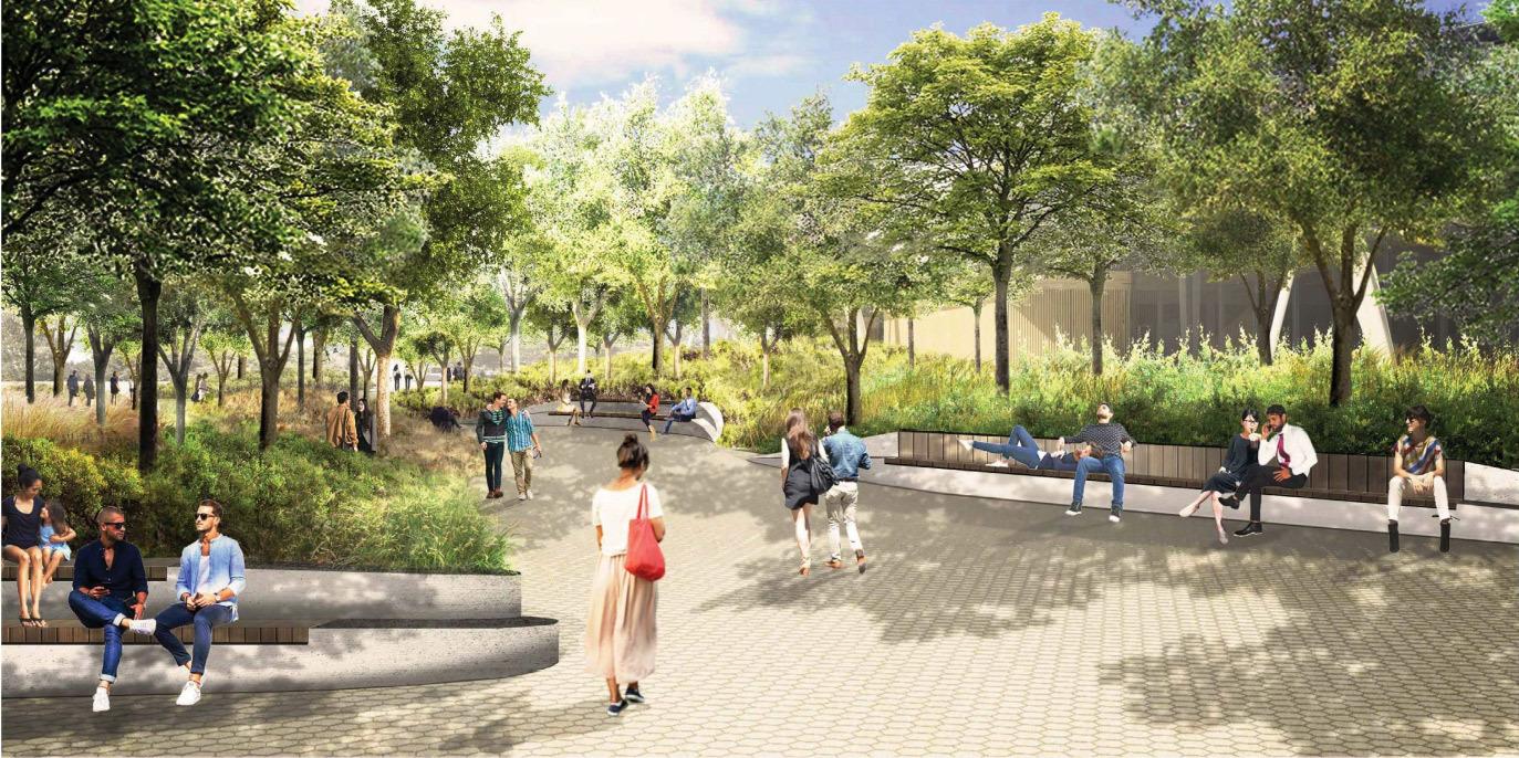 Google получила разрешение на строительство футуристичного здания новой штаб-квартиры - 28
