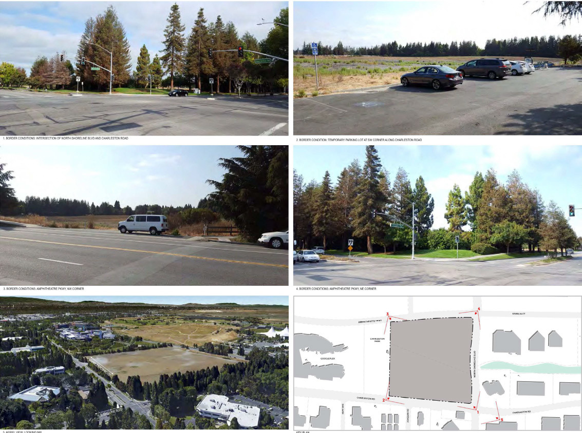 Google получила разрешение на строительство футуристичного здания новой штаб-квартиры - 3