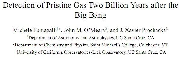 Как были обнаружены первые атомы во Вселенной - 15