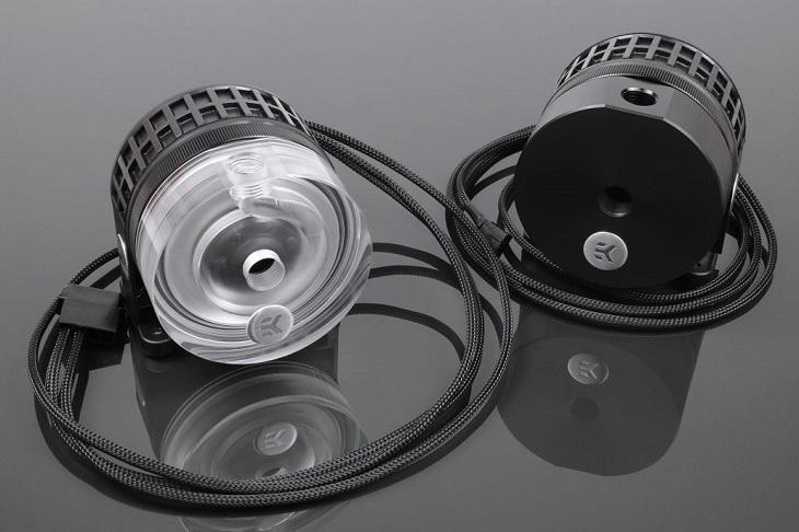Обновленная помпа EK Water Blocks EK-XTOP Revo D5 PWM уже доступна для заказа