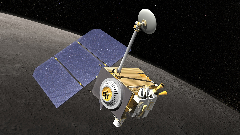 Как НАСА нашло потерянный 8 лет назад индийский спутник Луны - 2