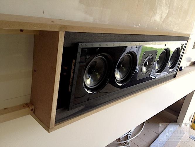 «Анатомия» домашних акустических систем: встраиваемая акустика, мой звук – мои стены - 8