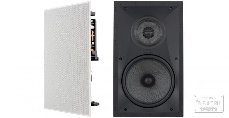 «Анатомия» домашних акустических систем: встраиваемая акустика, мой звук – мои стены - 1
