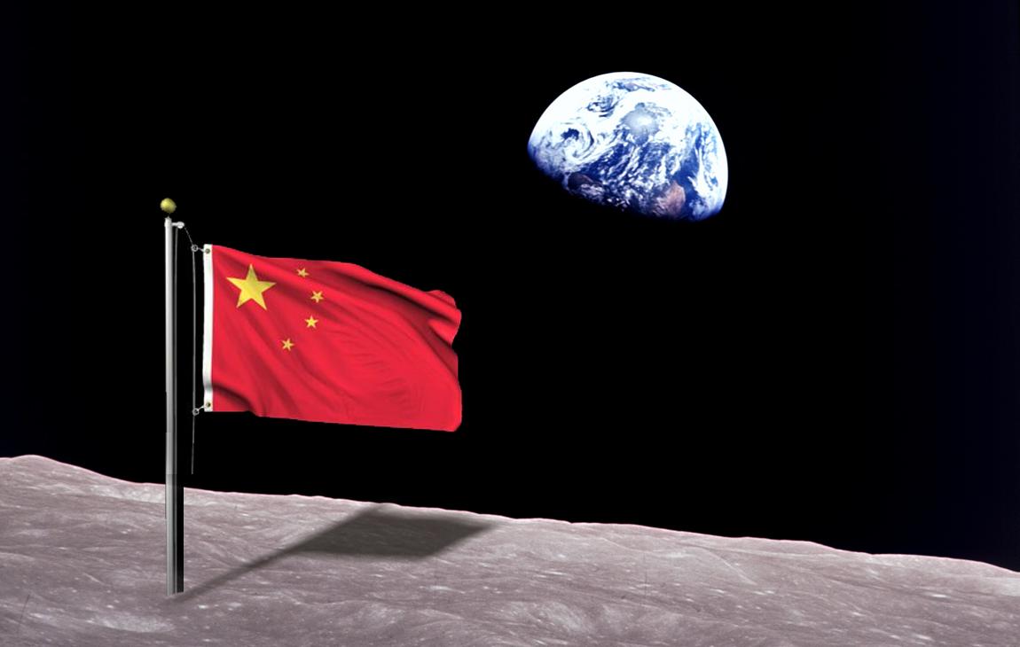 Китай разрабатывает многоразовый космический корабль для полета на Луну - 1