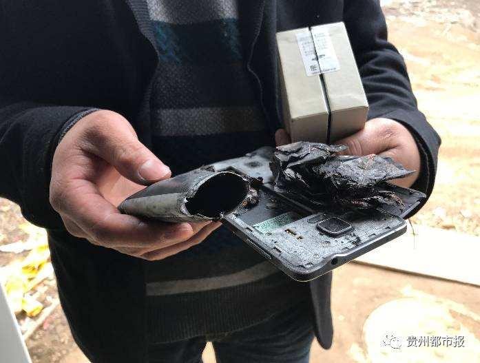 Представитель Samsung подтвердил, что в компании знают о происшествии