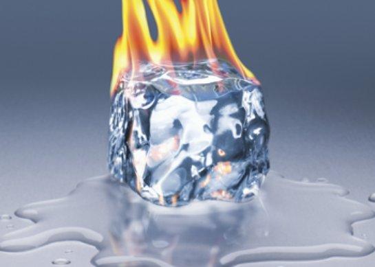 Ученые впервые сделали из воды топливо