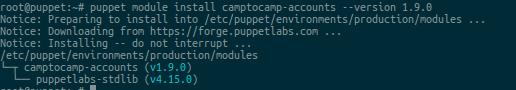 Установка и настройка Puppet + Foreman на Ubuntu 14.04 (пошаговое руководство) - 10
