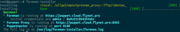 Установка и настройка Puppet + Foreman на Ubuntu 14.04 (пошаговое руководство) - 2