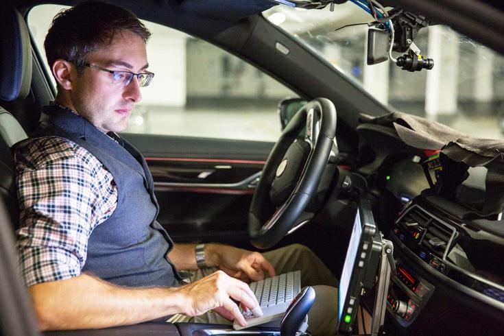 Компания Mobileye разрабатывает системы беспилотного управления автомобилями