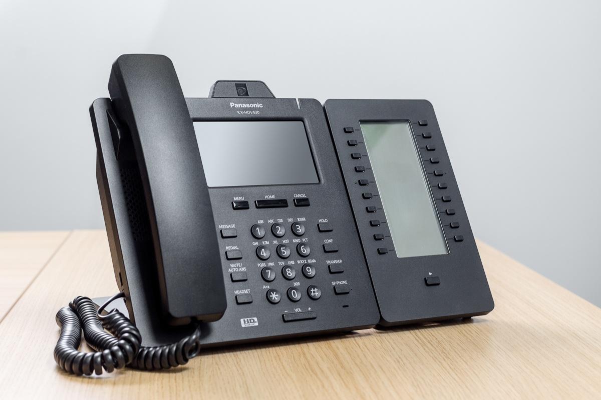Panasonic KX-HDV430: видеотелефон корпоративного класса - 2