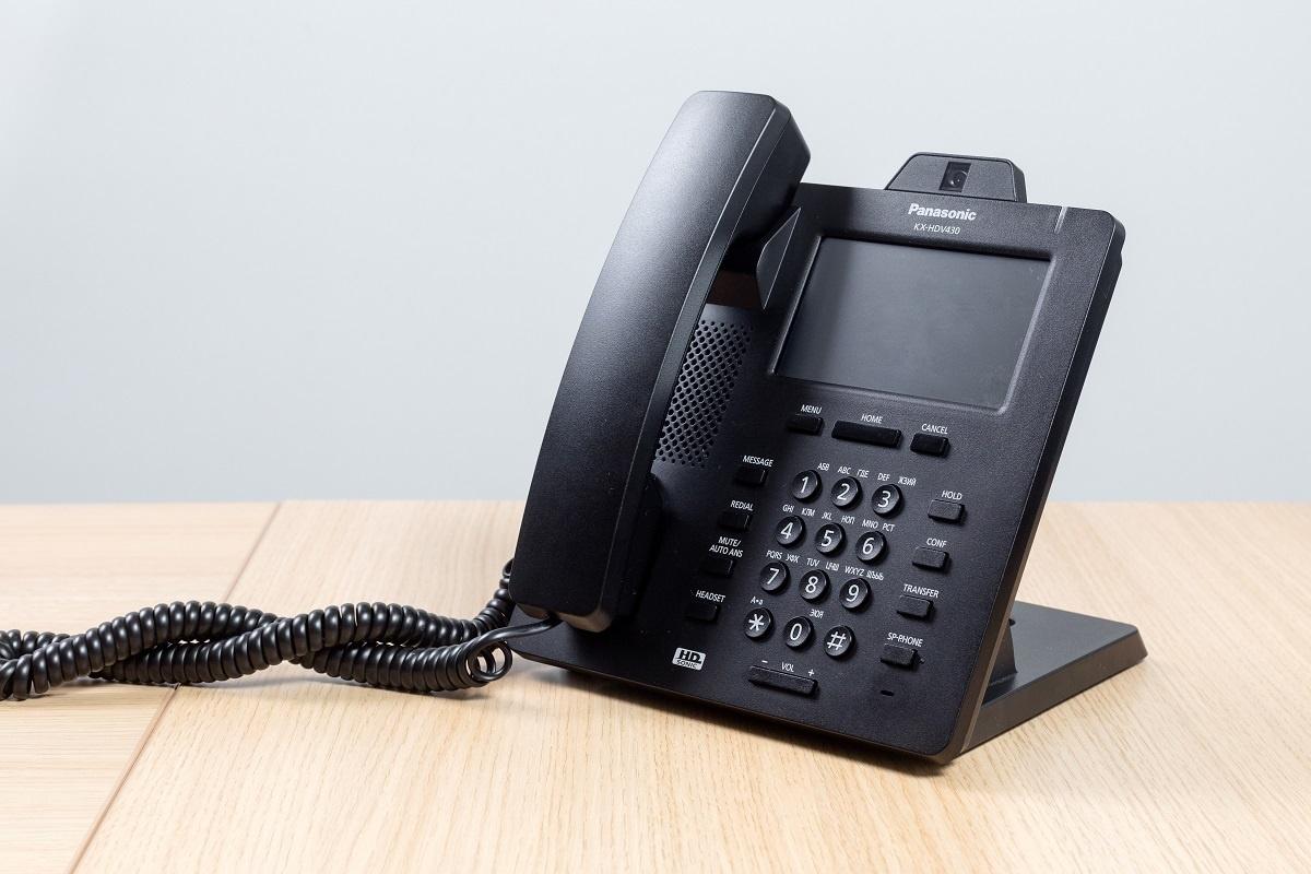 Panasonic KX-HDV430: видеотелефон корпоративного класса - 3