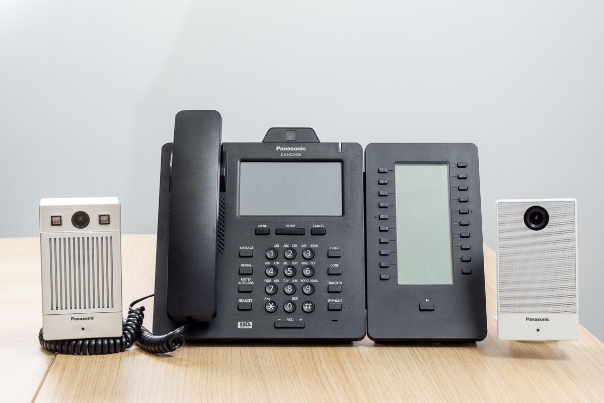 Panasonic KX-HDV430: видеотелефон корпоративного класса - 4