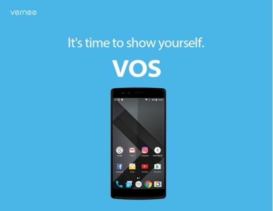 Vernee Apollo X станет первым смартфоном с операционной системой VOS