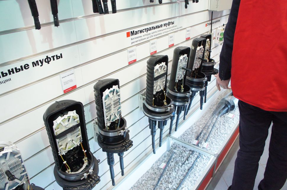 Экскурсия на московское производство компонентов для сетей связи. Часть первая - 20